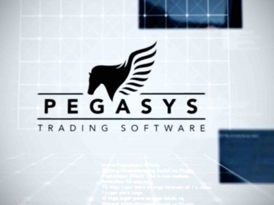 Pegasys Trading Software Title Page